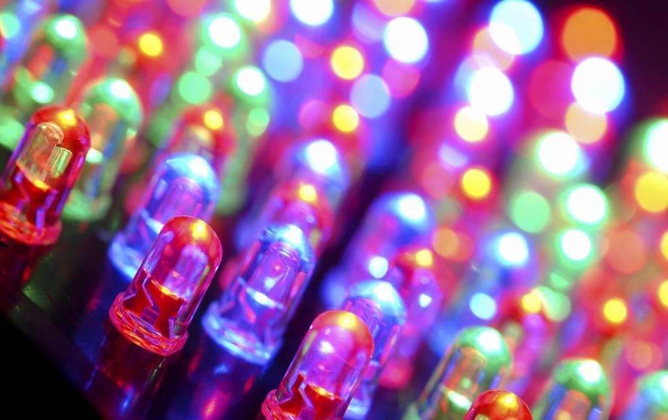 Iluminat ambiental, tehnologie LED